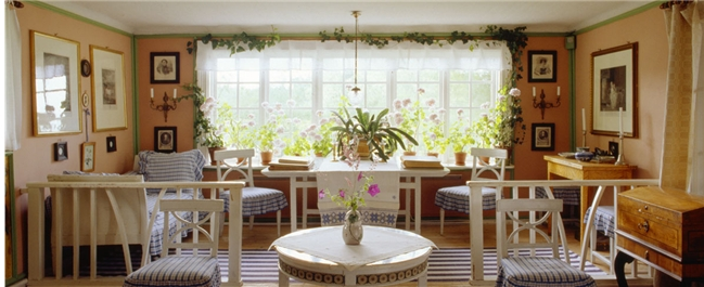 Inspiration swedish country the occasional saler for Interior designs by rhonda