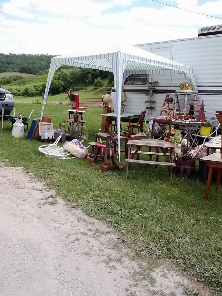 One of many vendors